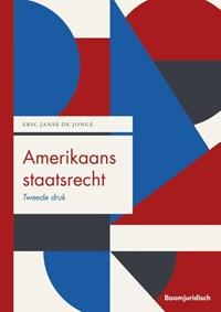 Amerikaans staatsrecht | Eric Janse de Jonge |