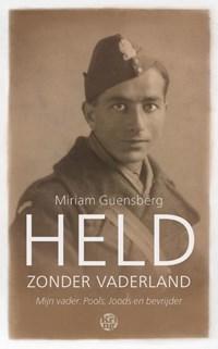 Held zonder vaderland | Miriam Guensberg |