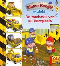 De machines van de bouwplaats | Emilie Beaumont ; Nathalie Bélineau |