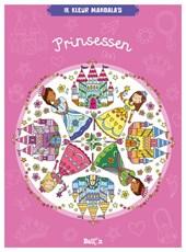 Ik kleur mandala's Prinsessen