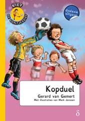 Kief, de goaltjesdief Kopduel - dyslexie uitgave