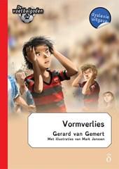 De voetbalgoden Vormverlies -dyslexie uitgave