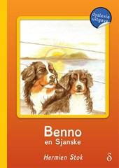 Benno de Berner Sennenhond Benno en Sjanste - dyslexie uitgave
