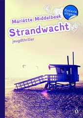 Strandwacht - Dyslexie uitgave