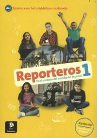 Reporteros 1 tekstboek | auteur onbekend |