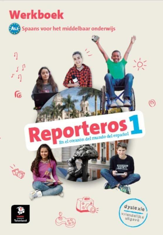 Reporteros 1 werkboek