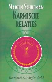 Karmische Astrologie Karmische relaties