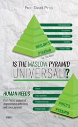 Is the Maslow pyramid universal? | David Pinto |