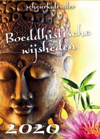 Libris Boeddhistische Wijsheden Scheurkalender 2020 Niet
