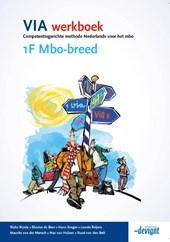 VIA 1F Mbo-breed werkboek