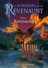 Schaduw van de Revenaunt, boek 1: Rhidauna