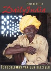 Daily India - Fotocolumns van een reiziger