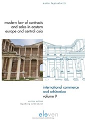 International Commerce and Arbitration Modern Law of Contracts and Sales in Eastern Europe and Central Asia