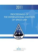 Proceedings of the international institute of space law 2011 | Corinne Jorgenson |