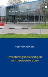 Investeringsbeslissingen van gemeenteraden