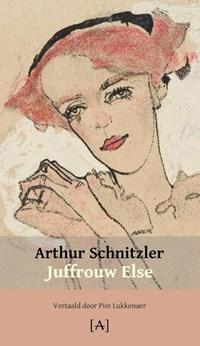 Juffrouw Else   Arthur Schnitzler  