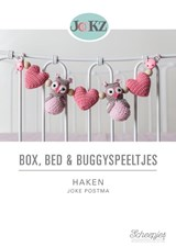 Box, Bed en Buggyspeeltjes Haken | Joke Postma |