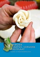 Werkboek Decoraties, sierwerk & borstplaat