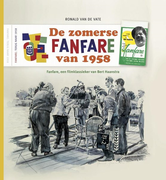 De zomerse Fanfare van 1958