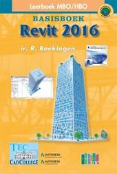 Revit 2016, Basisboek