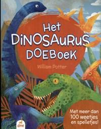 Het dinosaurus doeboek | William Potter |