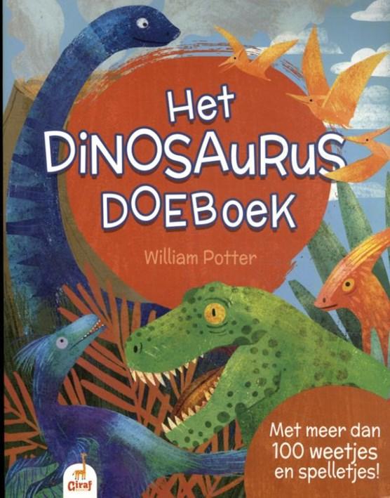 Het dinosaurus doeboek