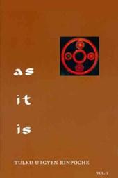 As It Is