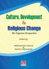 Culture, Development and Religious Change |  |