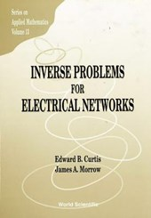 Inverse Problems for Electrical Networks