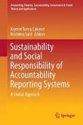 Sustainability and Social Responsibility of Accountability Reporting Systems |  |