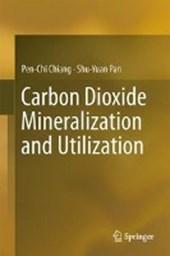 Carbon Dioxide Mineralization and Utilization