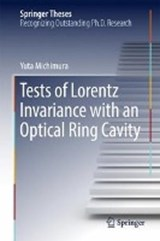 Tests of Lorentz Invariance with an Optical Ring Cavity | Yuta Michimura |
