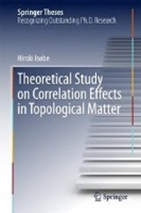 Theoretical Study on Correlation Effects in Topological Matter | Hiroki Isobe |