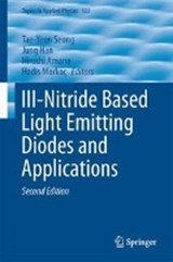 III-Nitride Based Light Emitting Diodes and Applications | auteur onbekend |