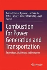 Combustion for Power Generation and Transportation | auteur onbekend |