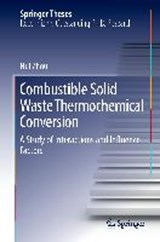 Combustible Solid Waste Thermochemical Conversion | Hui Zhou |