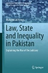 Law, State and Inequality in Pakistan | Muhammad Azeem |