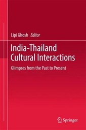 India-Thailand Cultural Interactions