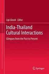 India-Thailand Cultural Interactions |  |