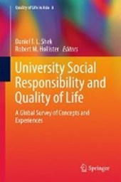 University Social Responsibility and Quality of Life