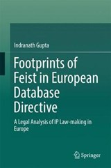 Footprints of Feist in European Database Directive | Indranath Gupta |