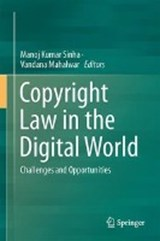 Copyright Law in the Digital World |  |