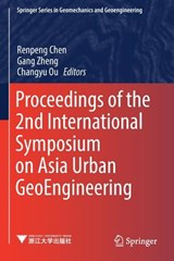 Proceedings of the 2nd International Symposium on Asia Urban Geoengineering | Changyu Ou |
