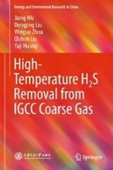High-Temperature H2S Removal from IGCC Coarse Gas | Jiang Wu |