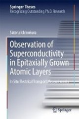 Observation of Superconductivity in Epitaxially Grown Atomic Layers | Satoru Ichinokura |