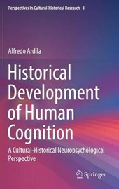 Historical Development of Human Cognition