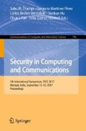 Security in Computing and Communications |  |