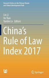 China's Rule of Law Index |  |