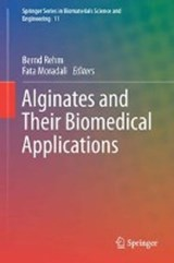 Alginates and Their Biomedical Applications | auteur onbekend |