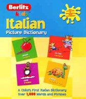 Italian Picture Dictionary